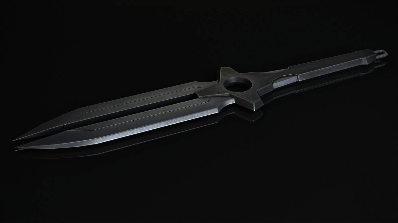 производим картинки метательных ножей на рабочий стол она привела